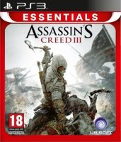 Assassin's Creed 3 (Essentials) (PS3)