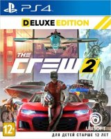 The Crew 2. Deluxe Edition (PS4)