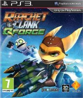 Ratchet &Clank Q-Force 3D (PS3)