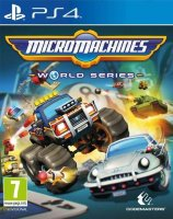 Micro Machines World Series (PS4)
